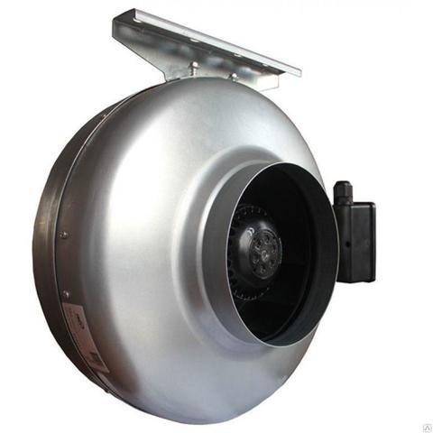 Вентилятор канальный ERA DiCiTi TORNADO EBM 250 dØ250
