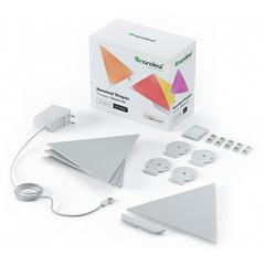Светильник Nanoleaf Shapes Triangles Starter Kits из 4 независимых панелей
