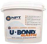 NPT U-BOND Elastic (15 кг) однокомпонентный высокоэластичный полиуретановый клей НПИТИ (Италия)
