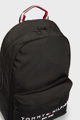 Мужской черный рюкзак TH ESTABLISHED BACKPACK Tommy Hilfiger