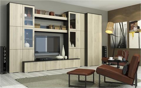 Гостиная Бордо + шкаф*