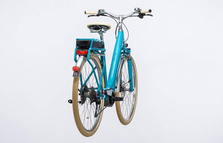 Cube Elly Ride Hybrid 400 Easy Entry (2017)
