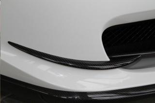 Карбоновые передние закрылки для Ferrari 458 Italia