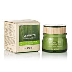 СМ Harakeke Крем освежающий с экстрактом новозеландского льна Urban Eco Harakeke Fresh Cream 60мл