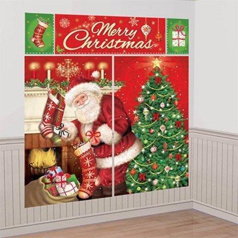 Декорация Волшебное Рождество 165x190смA
