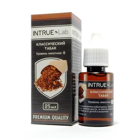 Жидкость INTRUE LAB 25 мл Классический Табак