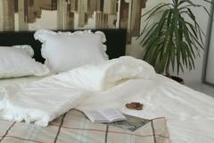 Комплект постельного белья GOCHU Verdi set K белый