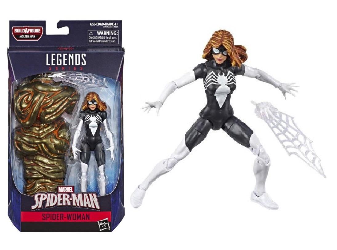 Девушка Паук - Spider Woman
