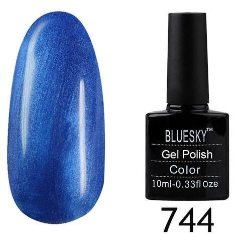 Bluesky, Гель-лак M744
