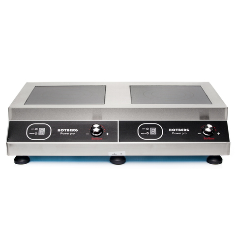 Плита индукционная Hotberg 3500BMX2, 2-конфорочная
