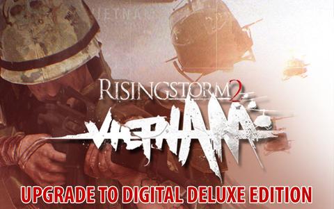 Rising Storm 2: Vietnam - Upgrade to Digital Deluxe Edition (для ПК, цифровой ключ)