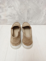 Туфли без каблуков женские лоферы  Anna Lucci,