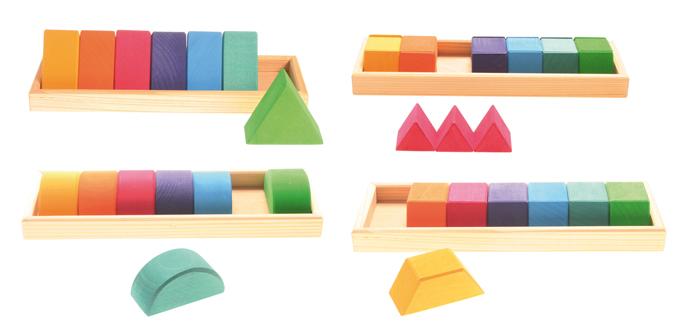 троительный набор, цвета и формы,