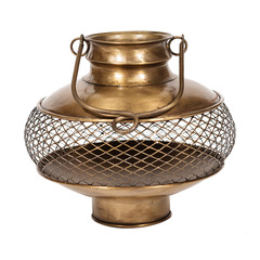 Фонарь для свечей Secret De Maison MONTO ( mod. M-17021 ) — античная медь