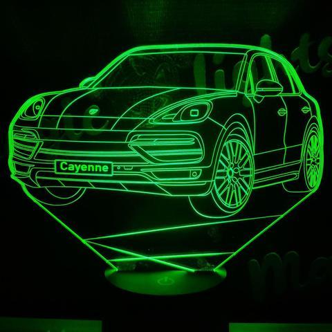 Порш Каен ( Porsche Cayenne)