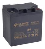 Аккумулятор для ИБП B.B.Bаttery BPS28-12 D (12V 28Ah / 12В 28Ач) - фотография