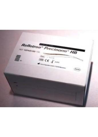 11183893196 Прецинорм ЛПВП для Рефлотрона (Precinorm HDL for Reflotron) 2 х 2 мл (низкий уровень); 2 х 2 мл (высокий уровень) Рош Диагностикс ГмбХ, Германия