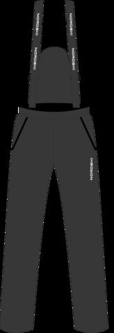 Утепленные брюки Nordski Jr.Grey подростковые