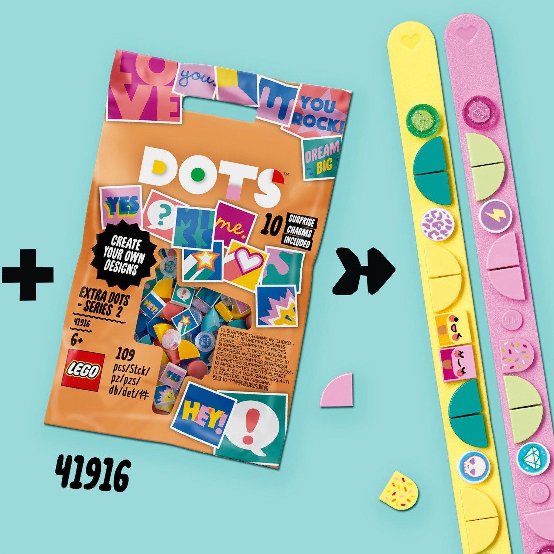 """LEGO DOTs 41910 ЛЕГО Дотс Браслет """"Мороженое"""""""