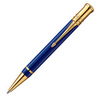 Parker Duofold - Historical Colors Lapis Lazuli GT International, шариковая ручка, M, BL