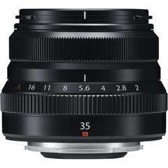 Объектив Fujifilm XF 35mm f/2 R WR