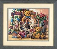 DIMENSIONS Собрание мишек (Teddy Bear Gathering)