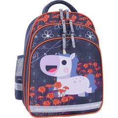 Рюкзак школьный Bagland Mouse 321 серый 499 (00513702)