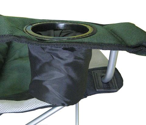 Кресло складное Canadian Camper CC-121, подстаканник-термос.