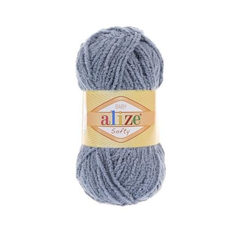 Пряжа Alize Softy цвет 119
