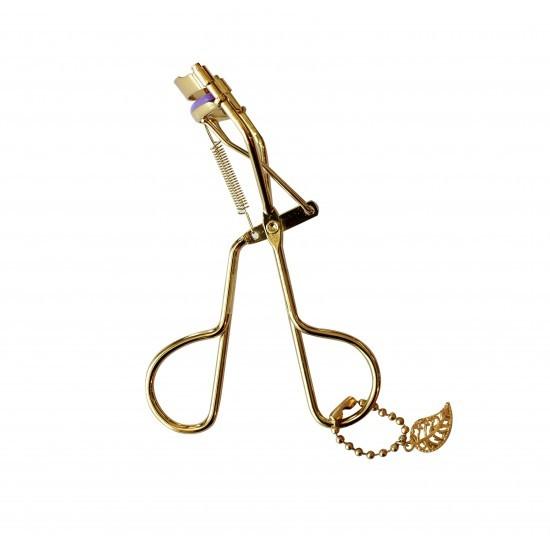 Зажим для ресниц Nascita золотой