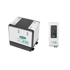 Дизельный генератор постоянного тока автомобильный 24В-150A либо 48В-80А