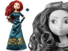 Мерида с кольцом Принцесса Диснея
