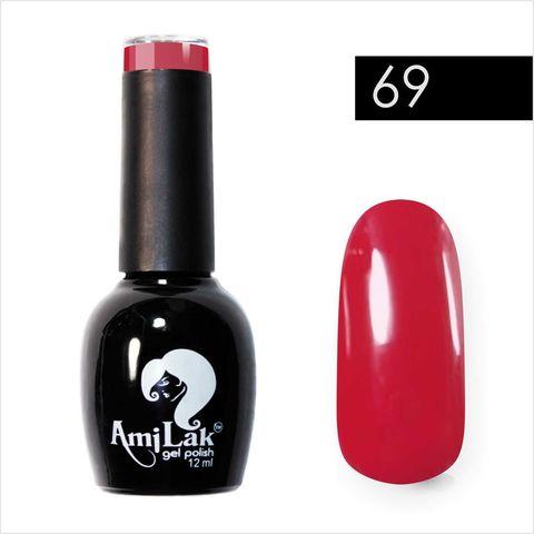 AmiLak Color Gel Polish №069