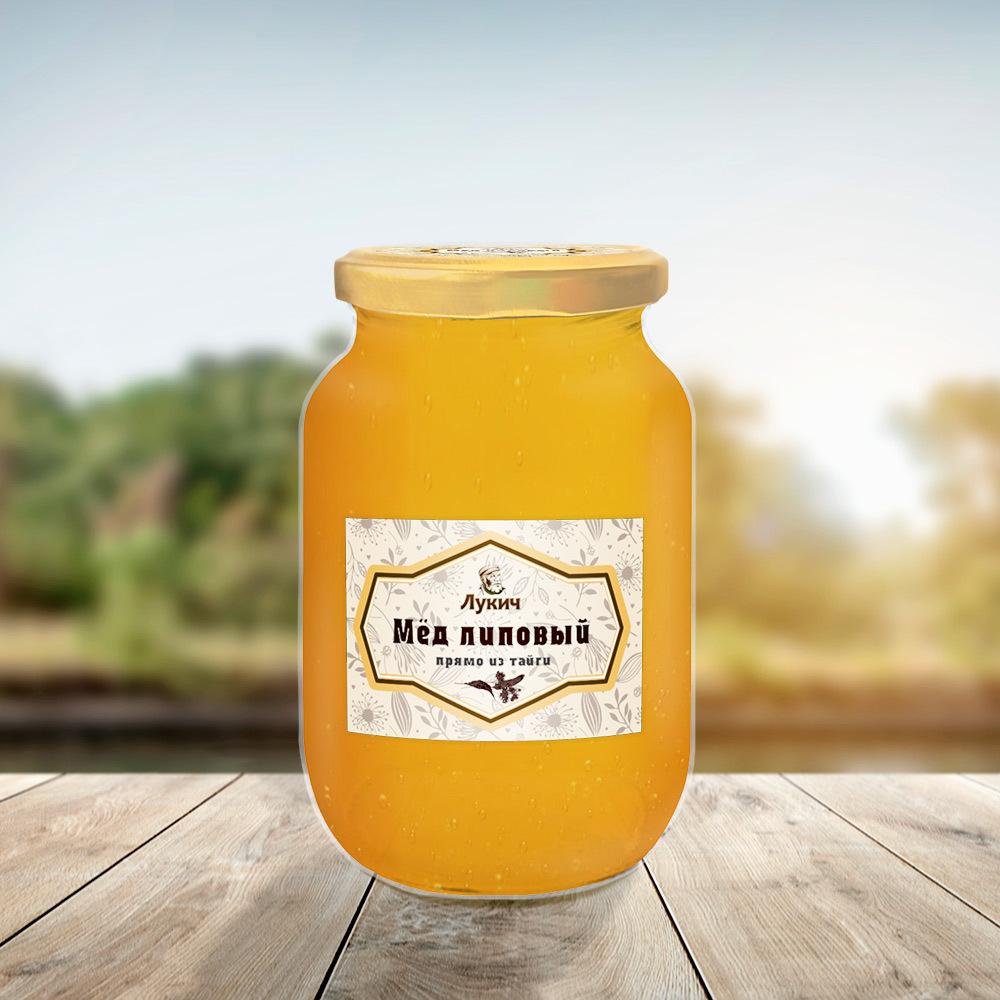 Пчёлы Мёд Липовый honey-linden-014k.jpg