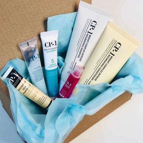 Beauty Box Бьюти бокс для волос CP-1 в косметичке