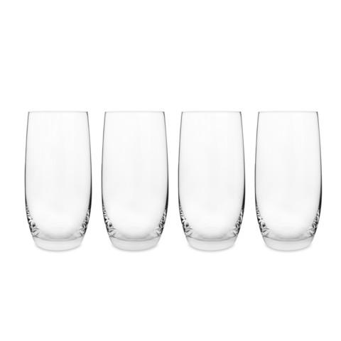 Набор стаканов 430 мл, 4 шт, For you