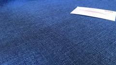 Рогожка Флекс 17 синий