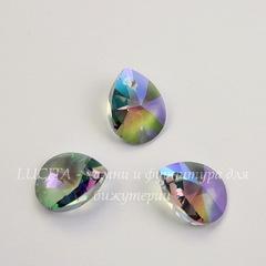6128 Подвеска Сваровски Капля Crystal Paradise Shine (12 мм)
