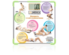 Цифровые весы US MEDICA