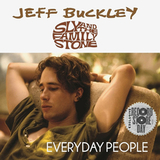 Jeff Buckley, Sly & The Family Stone / Everyday People (7' Vinyl Single)