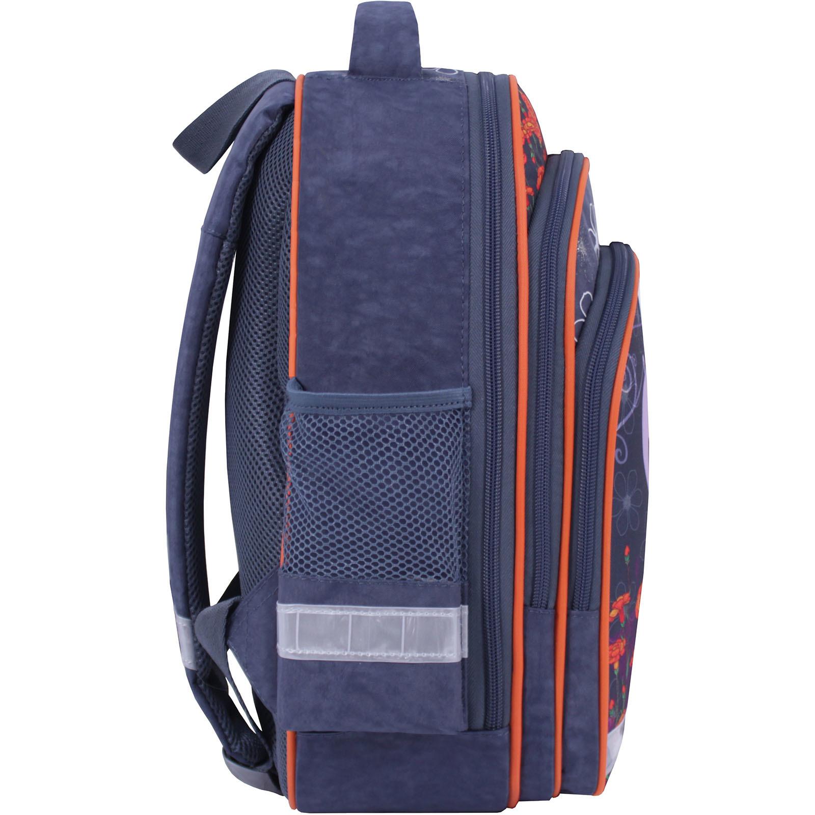 Рюкзак школьный Bagland Mouse 321 серый 499 (0051370) фото
