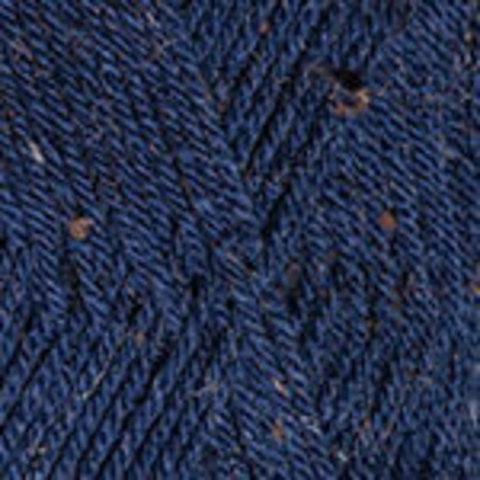 YarnArt Tweed 230 т. синий фото