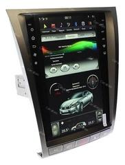 Магнитола для Lexus GS300/350 (2005-2011) Android 9.0 модель ZF-1252L-DSP стиль Tesla
