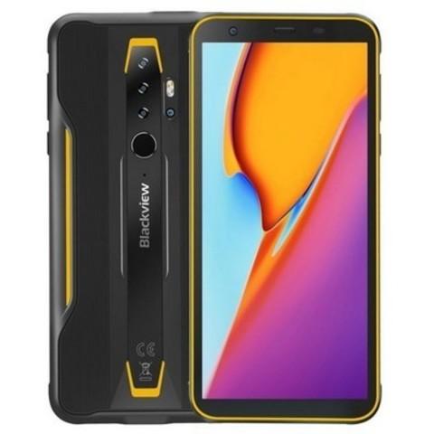 Смартфон Blackview BV6300 Pro 6/128GB черный/желтый