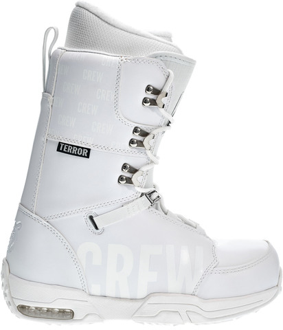 Сноубордические ботинки TRSNOW Defender White