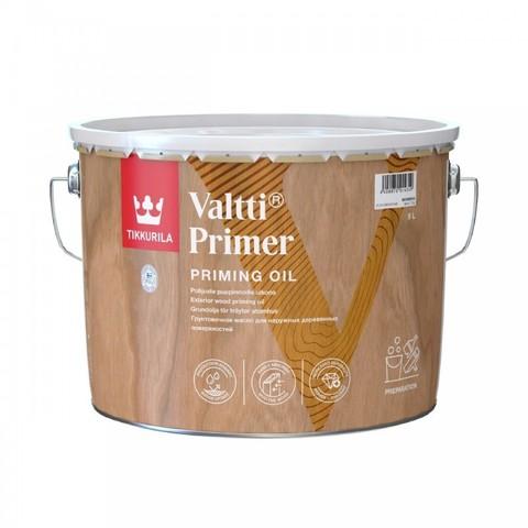 Tikkurila Valtti Primer/ Тиккурила Валтти Праймер грунтовочный антисептик для дерева
