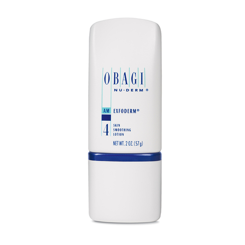 Отшелушивающий лосьон для чувствительной/сухой и нормальной/сухой кожи Exfoderm, Obagi Medical, 57 гр.