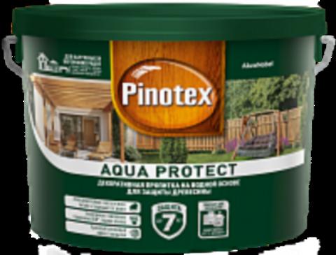Pinotex Aqua Protect / Пинотекс Аква Протект пропитка на водной основе