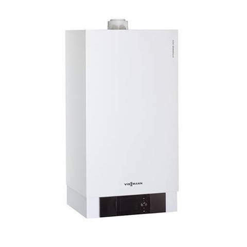 Котел газовый конденсационный Viessmann Vitodens 200-W B2HA - 49 кВт (с Vitotronic 200 HO1B)
