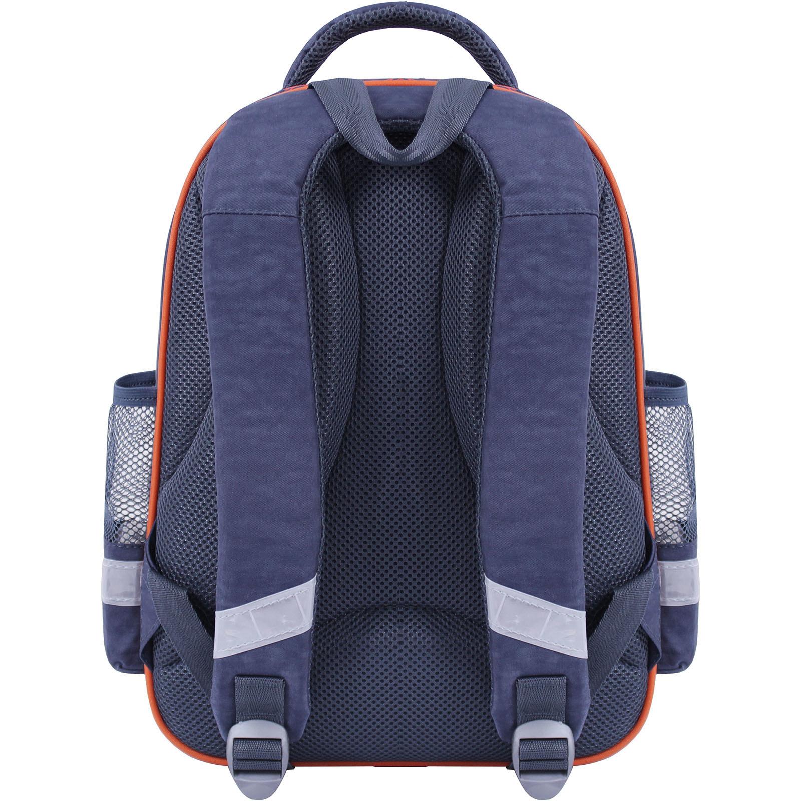 Рюкзак школьный Bagland Mouse 321 серый 499 (0051370) фото 4